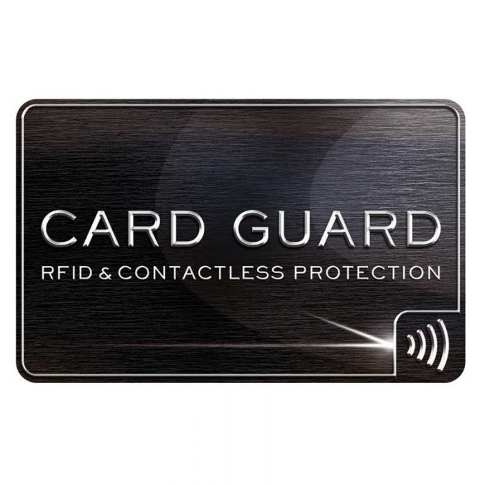 Image of GO TRAVEL RFID BLOCKING CREDIT CARD COVERS for sale at Adventure Equipment Australia.